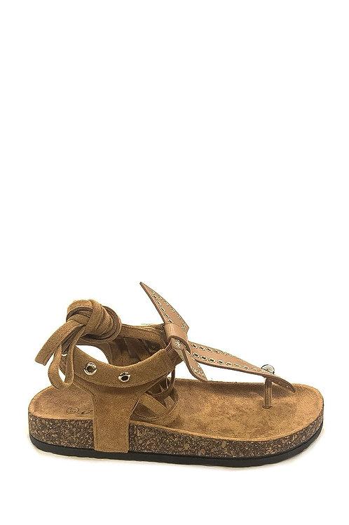 Sandaal Anesia camel
