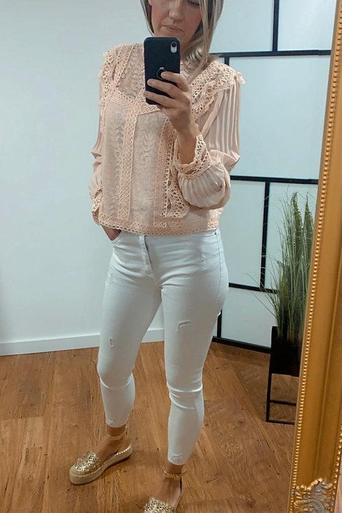 High waist jeans - Vs miss