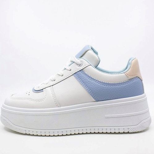 Sneaker Bleu