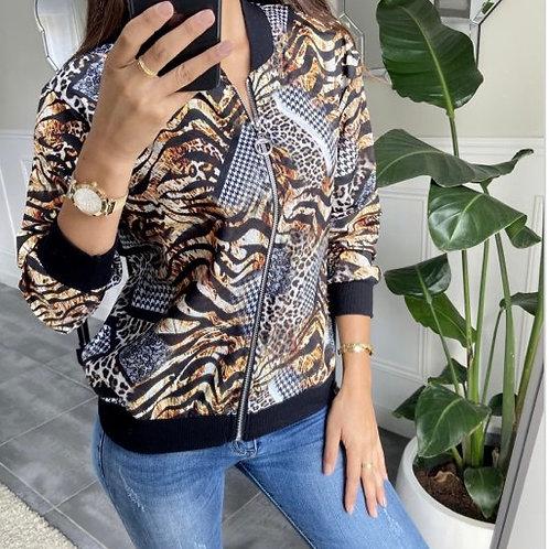 Bomberjack Leopard