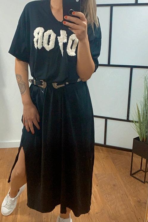 Split dress D⚡️or