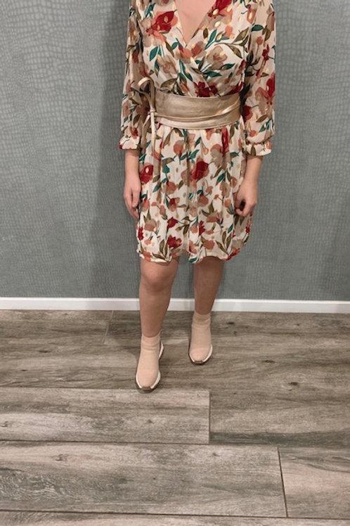 Half lange jurk