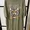 Thumbnail: Shirtdress - Wild Tiger - Dark grey - Kaki