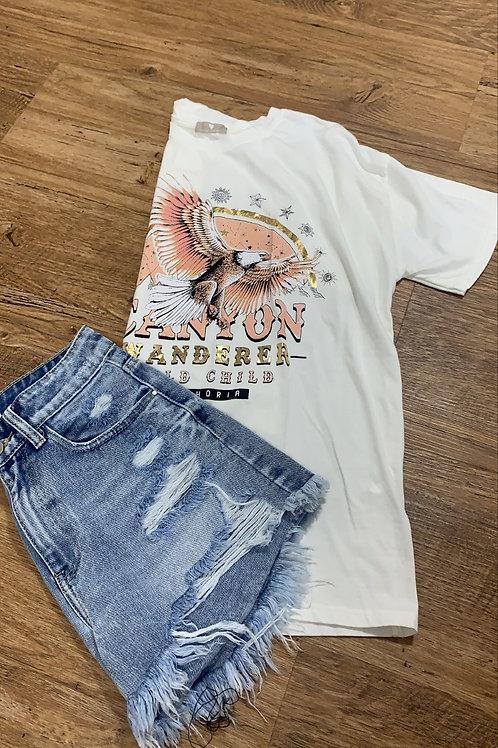 T-shirt - Eagle