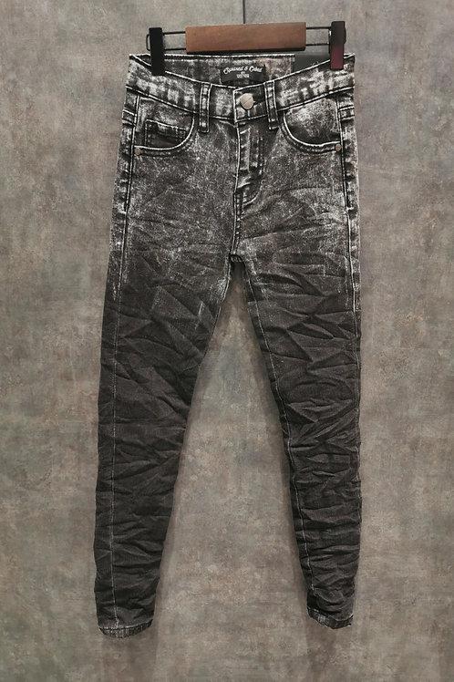 """Jeans """"washed black"""""""