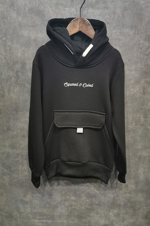 REFLECTIVE SWEATER WITH POCKETS