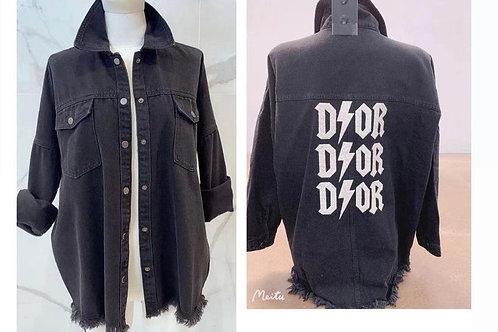 Denim jacket - D⚡️or - Pre-order