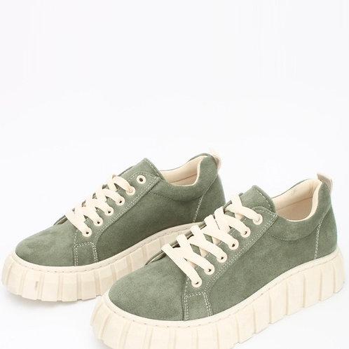 Sneaker - kaki