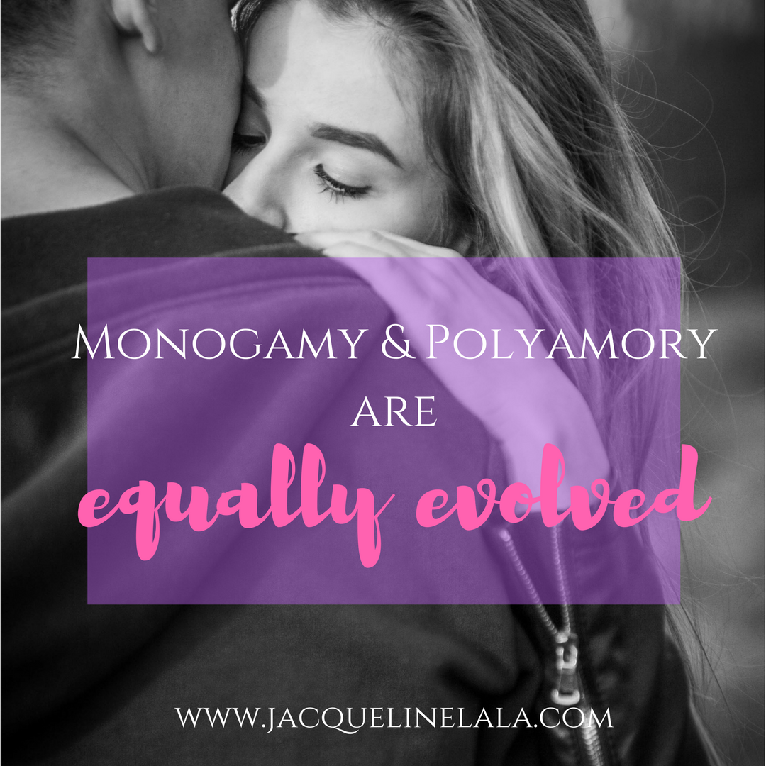 Monogamy vs  Polyamory: The Artificial Hierarchy Between