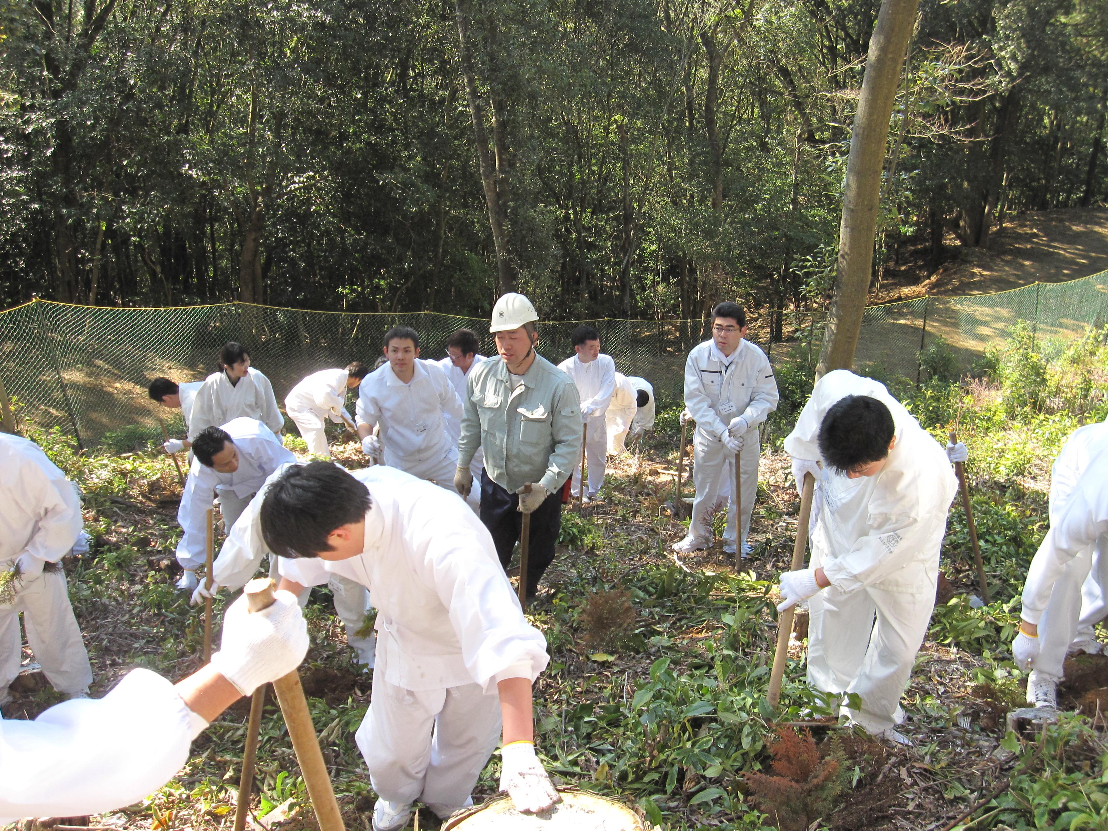 神道青年全国協議会神宮研修会④