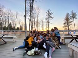 Sisterhood retreat 2020!