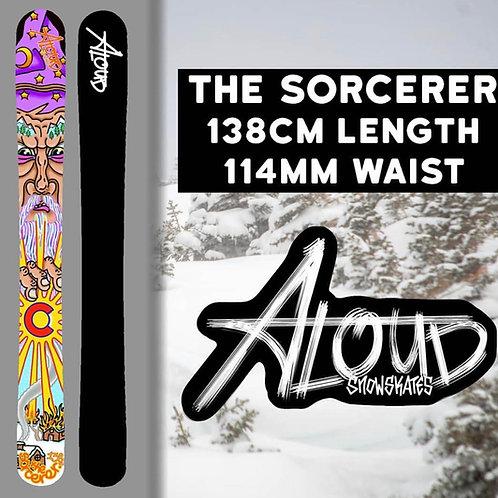 The Sorcerer Snowskate