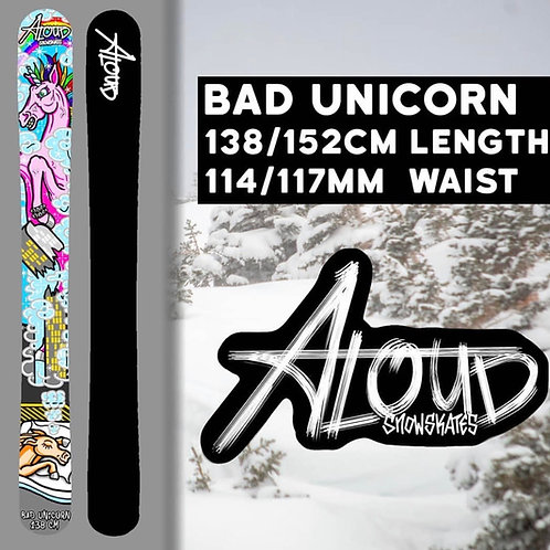 Bad Unicorn Snowskate