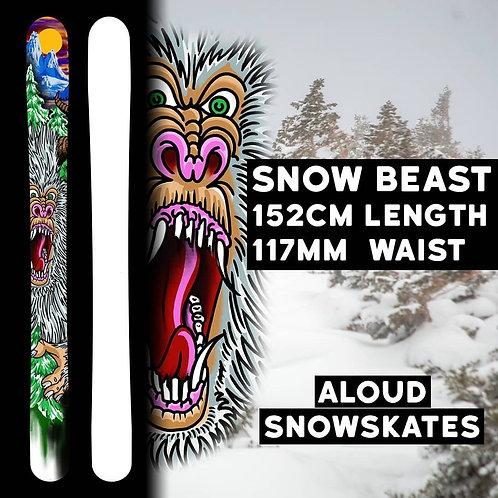 Snow Beast Snowskate
