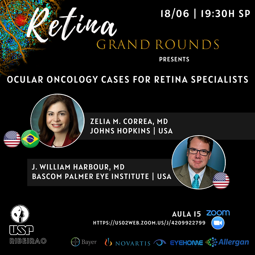 Aula 15 - Ocular oncology cases for retina specialists
