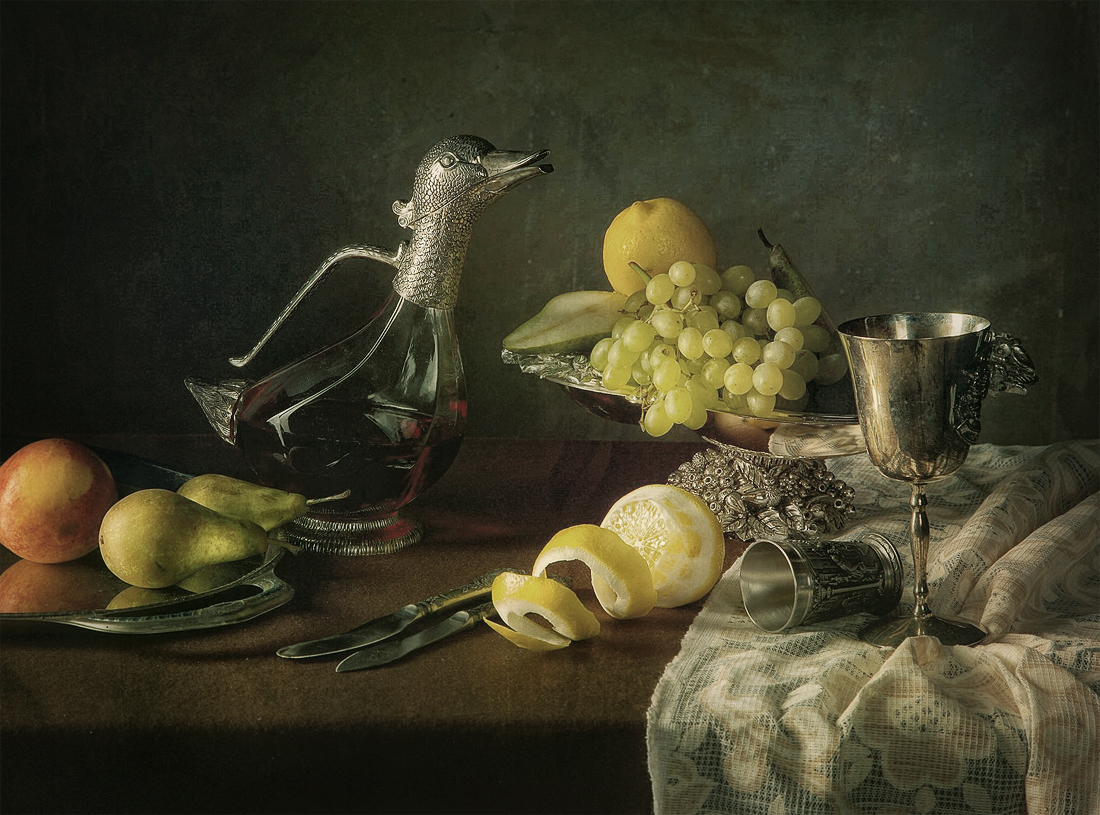 голландский-натюрморт
