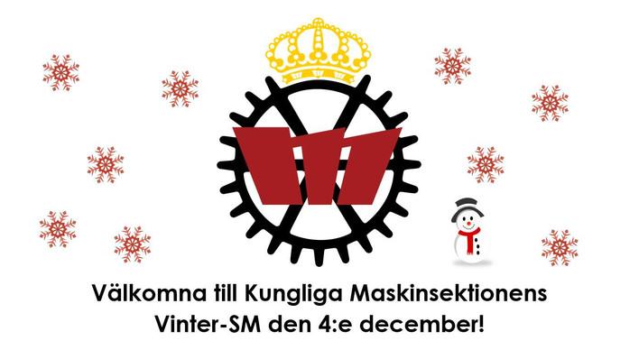 Vintern närmar sig och det gör även SM!