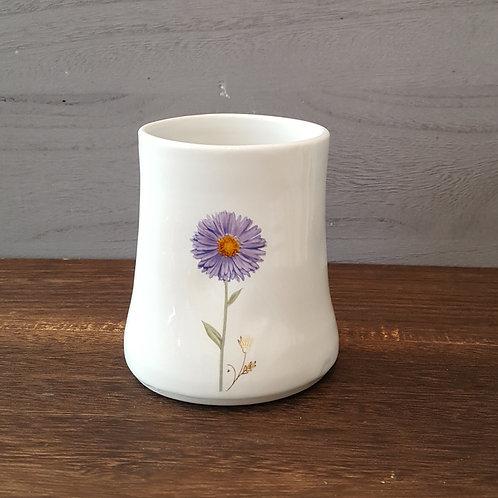 Tea Cup- Blue Cornflower
