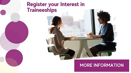 Find a traineeship