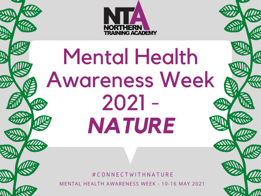 Mental Health Awareness Week with NTA