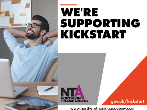 Find out how Northern Training Academy can support your Business with the Kickstart Scheme