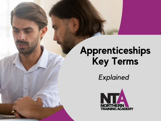 Apprenticeships Key Terms, explained