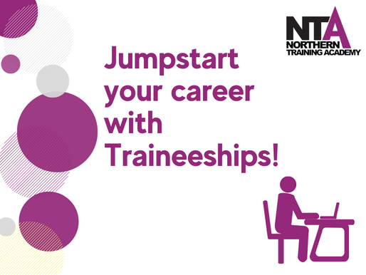 Jumpstart your career with Traineeships!
