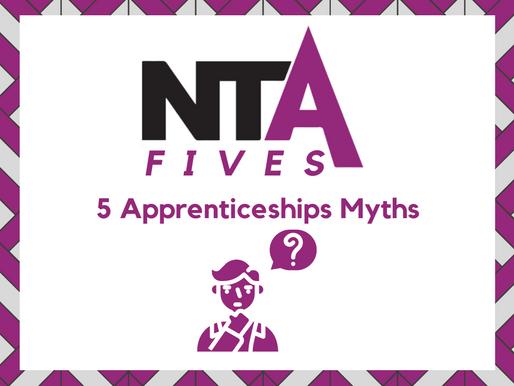 Five Apprenticeships Myths!