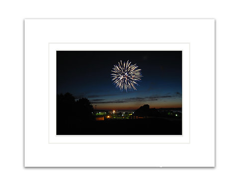Fireworks Over Beulah