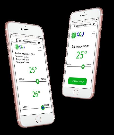 RenGlobe Mobile Dashboard - Aleksi Heinonen Cleantech Asia Thaimaa Thailand