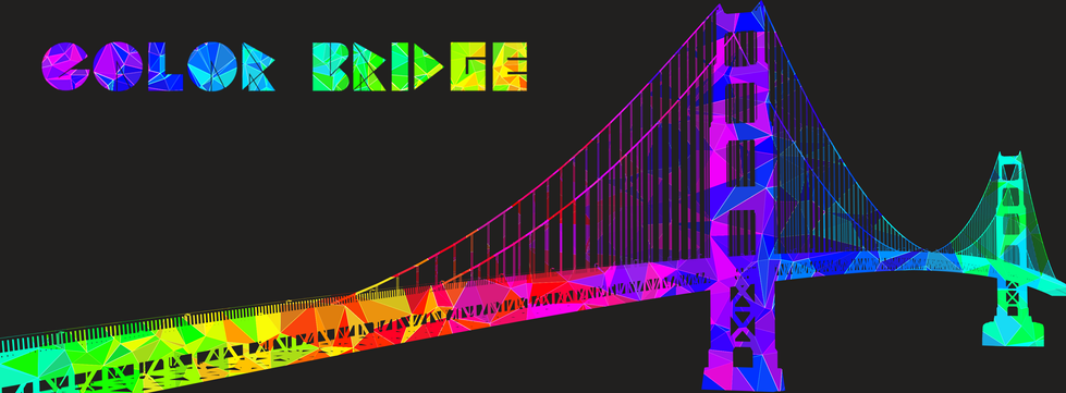 Color Bridge is a method to keep your entire productions color scheme in harmony. It allows for Lighting, Video, & Special FX to be integrated into one master control system that pushes out color harmony to all connected parties.