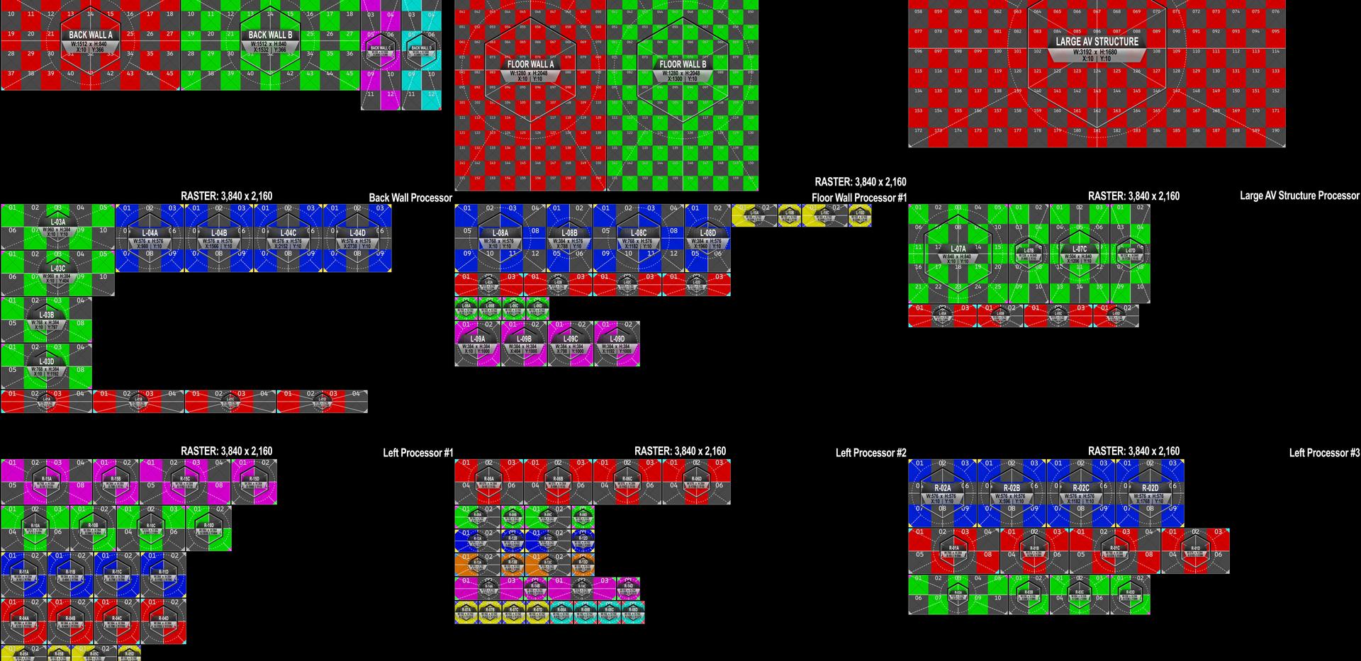 Pixel Maps