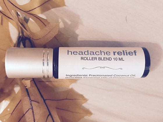 Headache Relief Roller Blend 10 ML