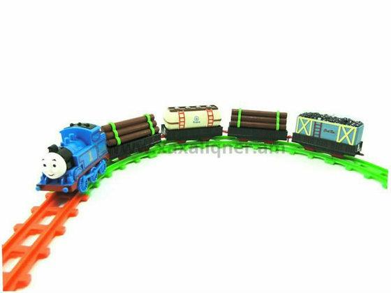 """Գնացք Տոմաս """"Thomas"""" 14 դետալ"""