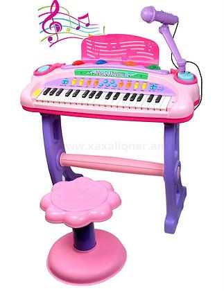 """Դաշնամուր բարձրախոսով և աթոռով""""Music dream"""""""