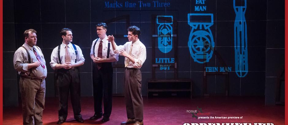 Rogue Machine Theatre's Oppenheimer