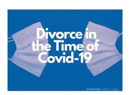 Divorce in the Time of Covid-19