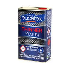 Thinner 9116 (Sintéticos e Limpeza) 5 Litros - Eucatex