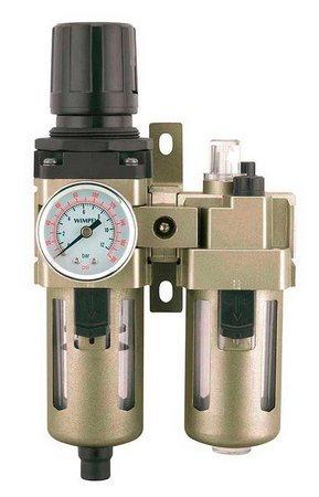 Filtro Regulador Lubrificador FRLMP-5 - Wimpel