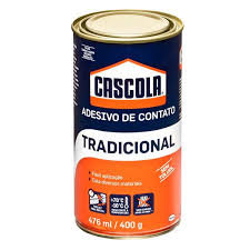 Cascola Tradicional Cola de Contato 400g. - Henkel