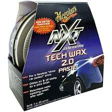 Cera NXT Generation 2.0 Pasta 311G Meguiar's - Maxi Rubber