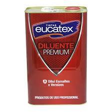 Aguarrás 5 Litros. - Eucatex