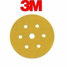 Disco de Lixa Hookit Grão 400 152mm - 3M