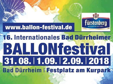 Bad Dürrheim Ballonfestival