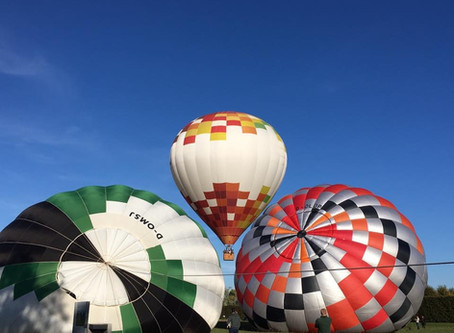 Ballonfahrt über Xanten