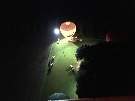 Nachtsim Ballon