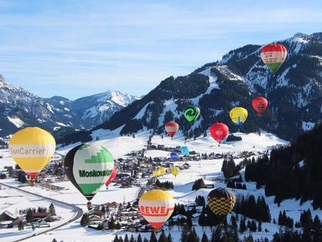 Winterballooning