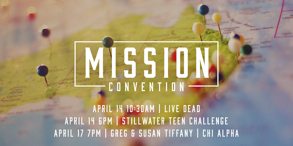 Mission Convention
