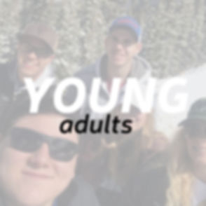 Smiling Young Adults