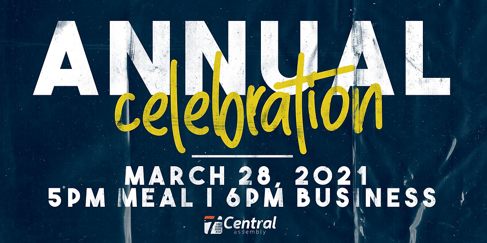 2021 Annual Celebration & Business Meeting